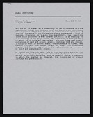 view John Outterbridge's Artist Statement digital asset: John Outterbridge's Artist Statement