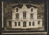 view Photo of Raymond Duchamp-Villon's sculpture <em>La Maison Cubiste</em> digital asset number 1