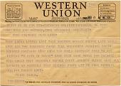 view Frida Kahlo telegram to Emmy Lou Packard digital asset number 1