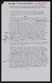 "view Translation of ""Discurso en el Aniversario de la Muerte de Frida Kahlo"" digital asset number 1"