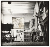 view Frida Kahlo's studio digital asset number 1