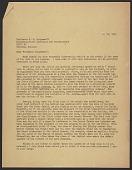 view Erwin Panofsky letter to G. J. Hoogewerff digital asset number 1