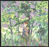view Girl in the woods digital asset number 1