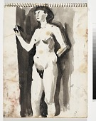 view David Park papers, 1917-1973 digital asset number 1