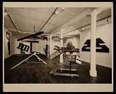 view Installation of Mark di Suvero and David Novros at the Park Place Gallery digital asset number 1