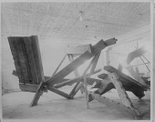 view Mark di Suvero, large wooden sculpture digital asset number 1