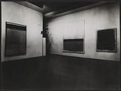 view Mark Rothko exhibition installation digital asset number 1