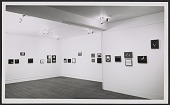 view Installation view of the Forrest Bess exhibition at Betty Parsons Gallery digital asset number 1