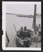 view Forrest Bess in a boat digital asset number 1