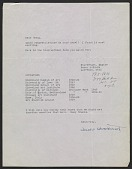 view Elaine Sturtevant letter to Betty Parsons digital asset number 1