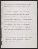 view Copy of Betty Parsons' personal narrative digital asset: page 1