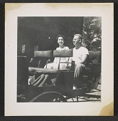 view Dorothy Cantor and Philip Pearlstein at Carriage House digital asset number 1