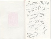 view Journal from Barbara Mortenson's work on the 10 of Hearts digital asset: page 1