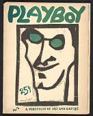 view Playboy: a portfolio of art and satire, no. 2 digital asset number 1