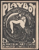 view Playboy: a portfolio of art and satire, no. 3 digital asset number 1