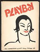 view Playboy: a portfolio of art and satire, no. 1 digital asset number 1