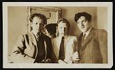 view Jackson Pollock, Charles Pollock, and Manuel Tolegian digital asset number 1