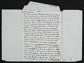 view Lee Krasner letter to Jackson Pollock digital asset number 1