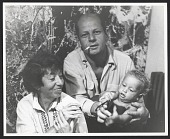 view Lee Krasner, Jackson Pollock, and an unidentified child digital asset number 1