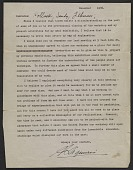 view David Alfaro Siqueiros letter to Jackson Pollock, Sandy Pollock, and Harold Lehman digital asset number 1