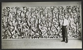 view Jackson Pollock at the Art of This Century gallery digital asset number 1