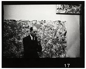 view Jackson Pollock at Betty Parsons Gallery digital asset number 1