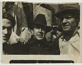 view George Cox, David Alfaro Siqueiros, and Jackson Pollock in New York digital asset number 1
