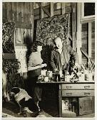 view Jackson Pollock and Lee Krasner in his studio digital asset number 1