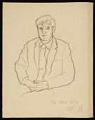 view Drawing of Fairfield Porter digital asset number 1