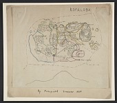 "view Fairfield Porter map of ""Edfaloba"" digital asset number 1"