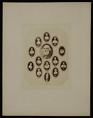 view Printed page of Hiram Powers and thirteen of his works. digital asset number 1