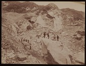 view Marble quarry in Carrara, Italy digital asset number 1