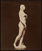 view original plaster of 'Eve Disconsolate' digital asset number 1
