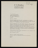 view PTE Fine Arts records, 1953-2007 digital asset number 1