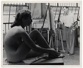 view Joe Solman in his studio digital asset number 1