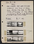 view Abraham Rattner cross country travel photographs digital asset: page