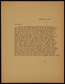 view Ad Reinhardt letter to Abe Ajay digital asset number 1