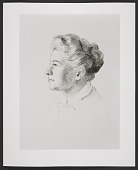 view Reproduction of Alison Farmer drawing titled <em>Constance</em> digital asset number 1