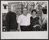 view Robert Richenburg, Walter P. Chrysler, and Libby Chic Peltyn Richenburg digital asset number 1
