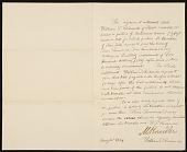 view William Trost Richards to M. Knoedler, New York, N.Y. digital asset number 1