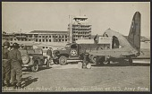view U.S. Army plane loaded with art shipment to Holland digital asset number 1