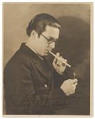 view Enrique Riverón smoking digital asset number 1