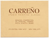 view Mario Carreño, New York, N.Y. to Enrique Riverón digital asset number 1