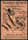 view Playboy Artists' Greenwich Village Halloween party digital asset number 1
