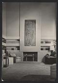 view Annenberg living room designed by T.H. Robsjohn-Gibbings digital asset number 1