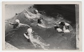 view Esther G. Rolick in the swimming pool aboard the SS Saturnia digital asset number 1