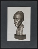 view Photograph of bust of Georgia O'Keeffe by Arnold Rönnebeck digital asset number 1