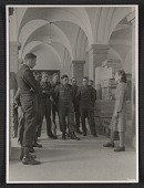 view Edith Standen conducting a tour for U.S. guards digital asset number 1