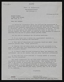 view Barbara Rose, New York, New York letter to Ronald Bladen, New York, New York digital asset number 1