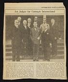 view 'Art Judges for Carnegie International' digital asset number 1